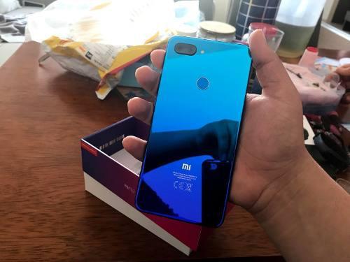 Mi 8 Lite 64 Gb Blue Nuevo