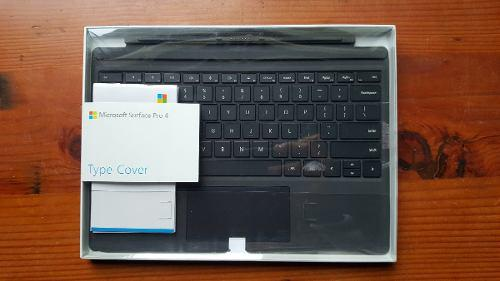 Teclado Microsoft Surface Type Cover - Surface Pro 3 4 5 6