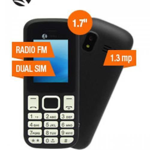 Teléfono Celular Básico Iswag Selfie 1.77 Tft 160x120...