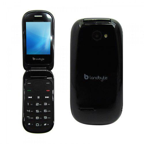 Teléfono Celular Básico Landbyte Lt2020 2.4 240x320 D...