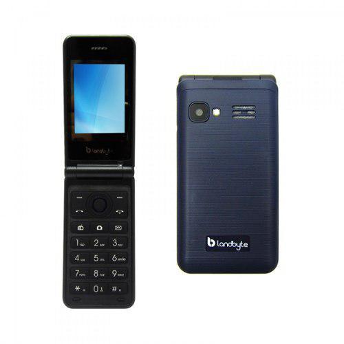 Teléfono Celular Básico Landbyte Lt2030 2.4 Qvga Gsm...