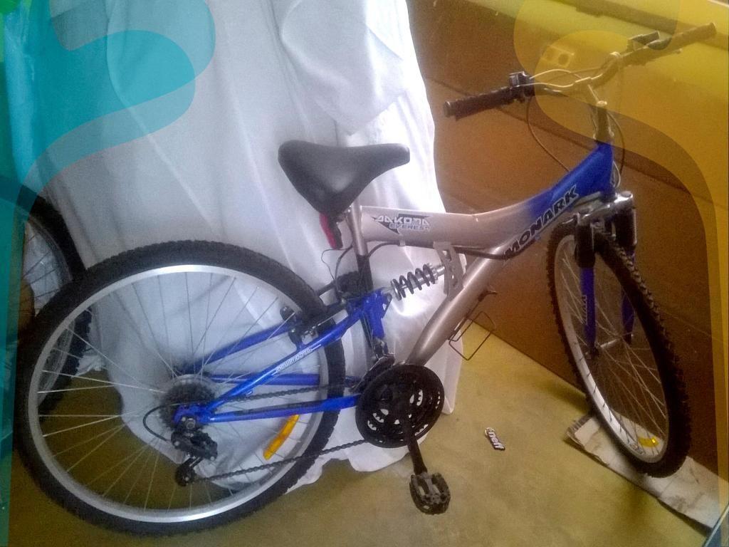 Bicicleta Monark Dakota Everest aro 26, semnueva en oferta