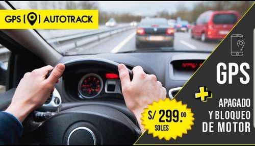 Gps - Ubicación De Moto, Auto O Camion En Tiempo Real