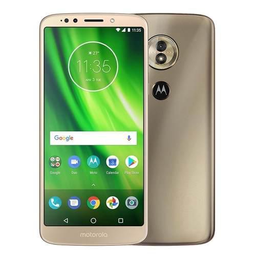 Motorola Moto G6 Play Gold 4g 32gb 3gb Ram Nuevo Sellado