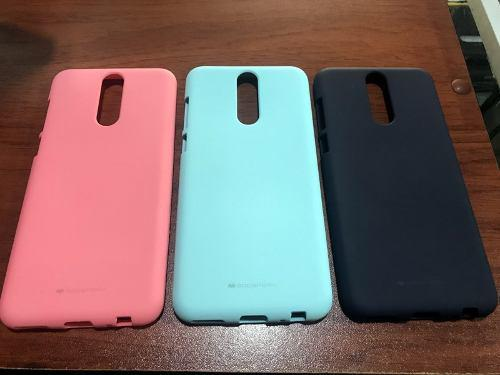 Case Funda Gel Silicona Jelly Soft Para Huawei Mate 10 Pro