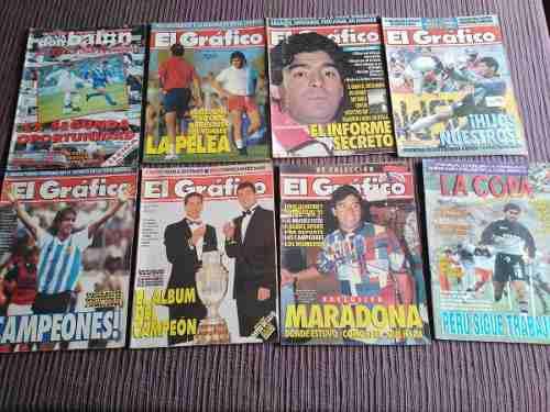 Copa América 1993- Colección Revista El Gráfico-argentina