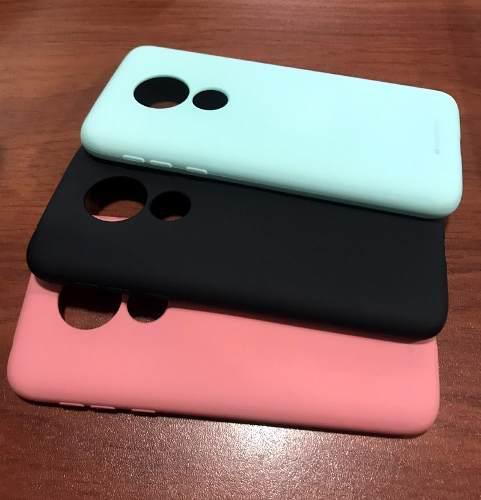 Funda Case Protector Gel Silicona Motorola Moto G7 Power