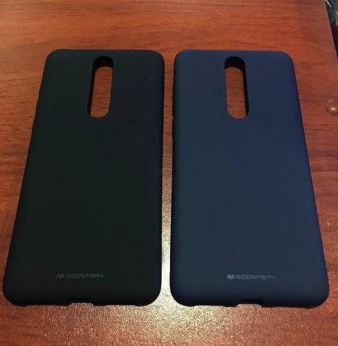 Funda Case Protector Gel Silicona Para Nokia 3.1 Plus Jelly