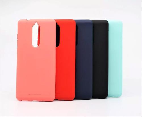 Funda Case Protector Tpu Gel Silicona Para Nokia 5.1 Jelly