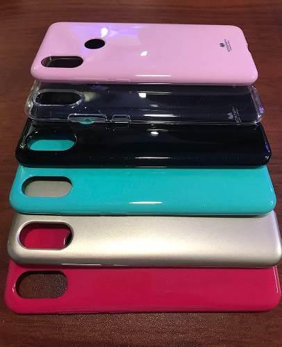 Funda Case Silicona Tpu Para Xiaomi Mi A2 Jelly Mia2