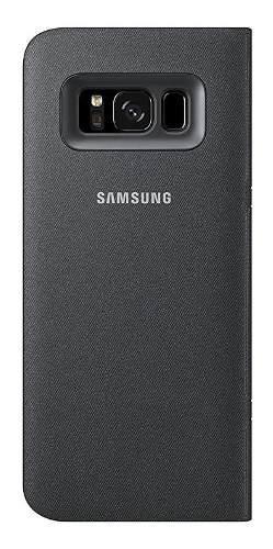 Funda Original Led View Cover Para Samsung Galaxy S8