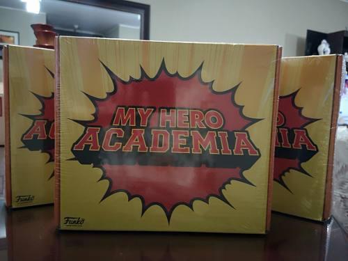Funko Mistery Box - My Hero Academia