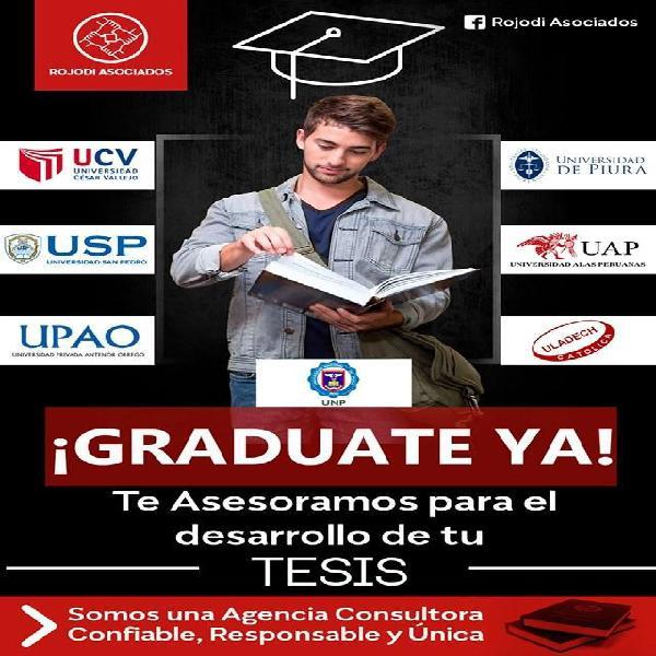 ATENCION PIURA! TESIS PREGRADO-POSGRADO, PROYECTOS DE