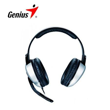 Audifono C/microf. Genius Hs-05a (pn 31710011100)