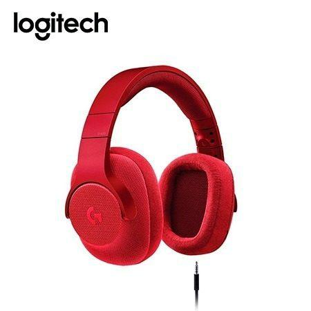Audifono C/microf. Logitech G433 7.1 Red