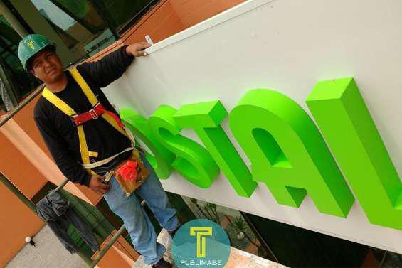 Letreros en alto relieve para tu negocio / 983447131 en Lima