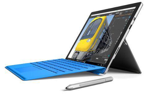 Microsoft Surface Pro 4 Cor I5 Ssd 256gb-8gb-lápiz-estuche