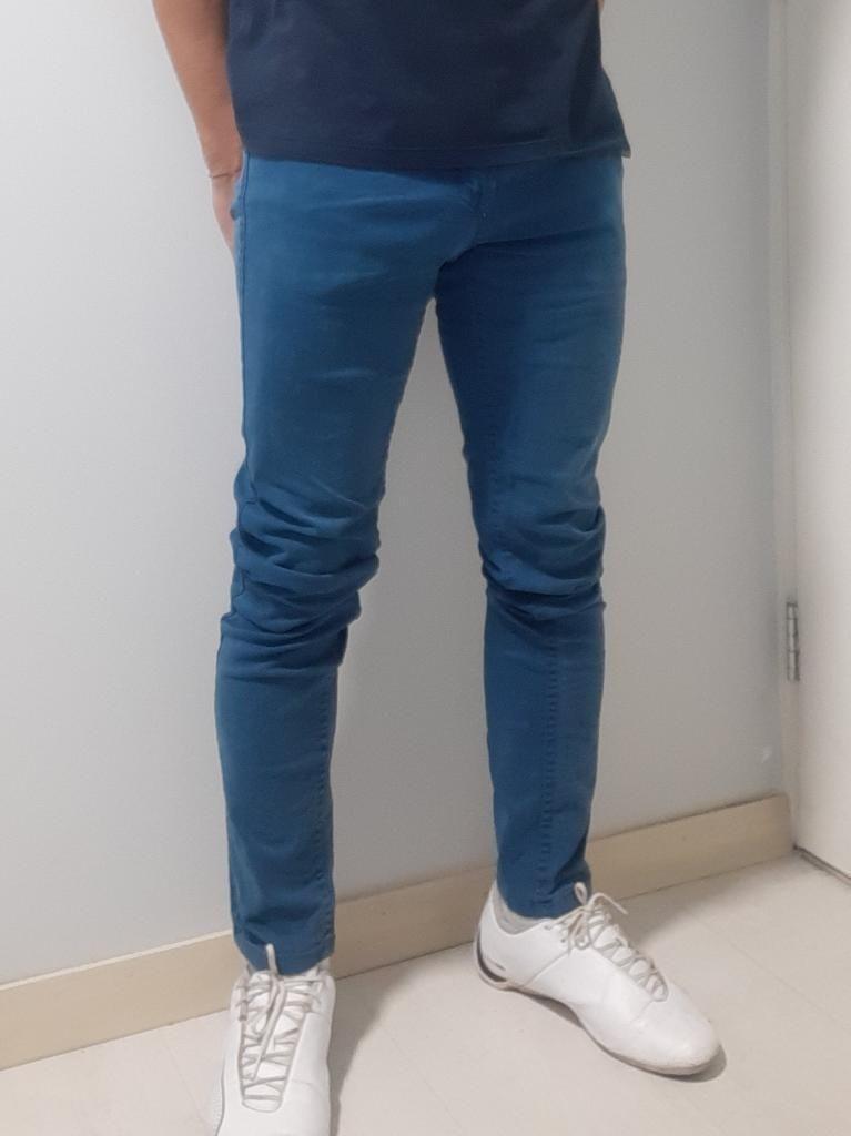 Pantalon Pitillo Hombre Usados