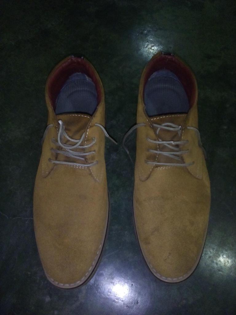 Zapatos casual caballeros talla 42 buen estado