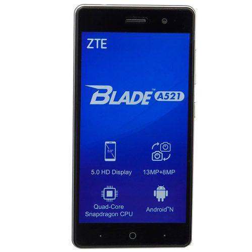 Zte Blade A521 Negro Tienda - Sellado- Nuevo