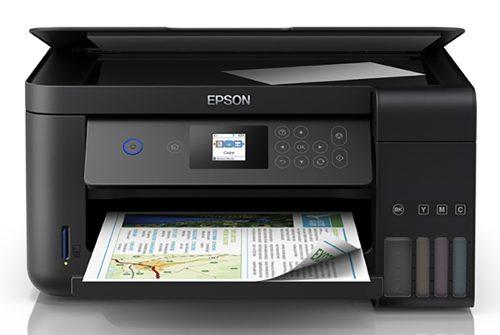 Impresora Multifuncional Epson Ecotank L Duplex A4 Wifi