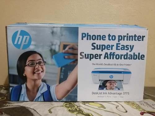Impresora Multifuncional Hp  Deskjet Color