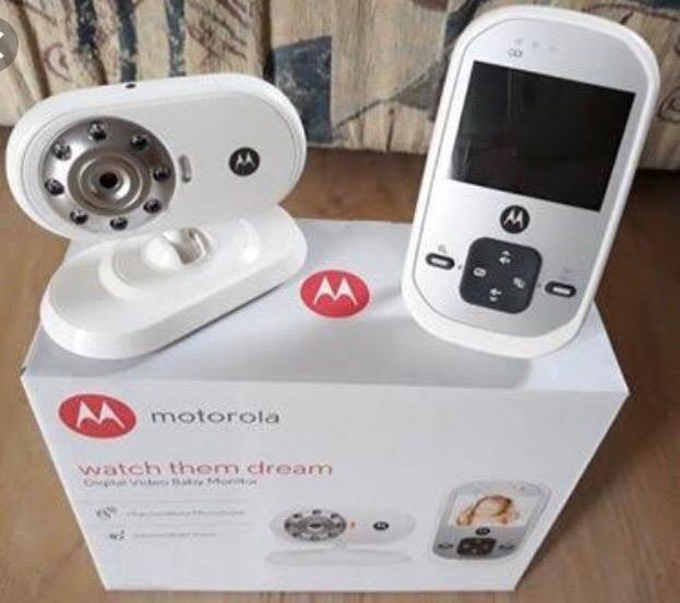 Camara de Video Vigilancia para Bebe