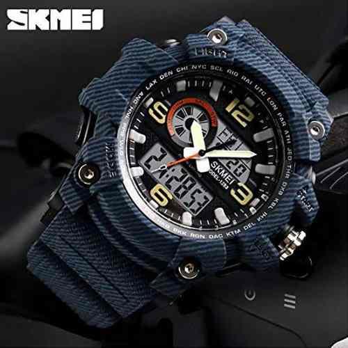 Reloj Skmei Deporte 1283 G-shock Acuatico !!!!