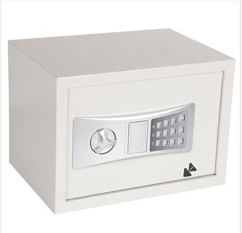 Caja Fuerte Electrónica Blanco 35x25x25 Karson 16.3 Litros
