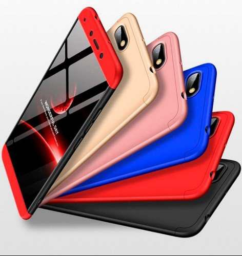 Carcasa, Case, Funda Protectora 360° Xiaomi Redmi 6a