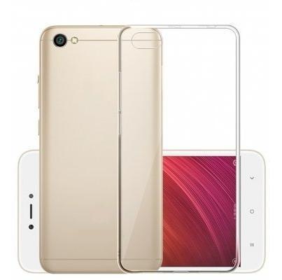 Case Protector Suave Tpu Xiaomi Redmi Note 5a - Transparente