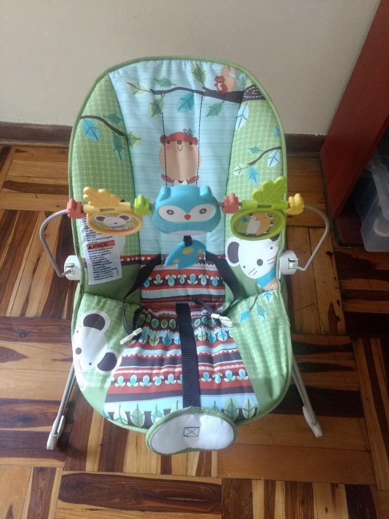 Fisher Price - Mecedora para Bebés Vibra