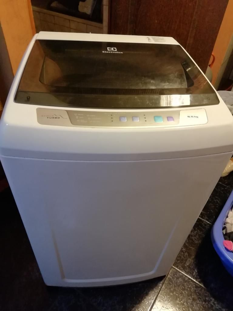 Lavadora Automática Electrolux de 6.5 Kg