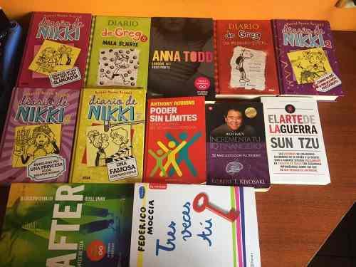 Libros Originales Nuevos Y Usados