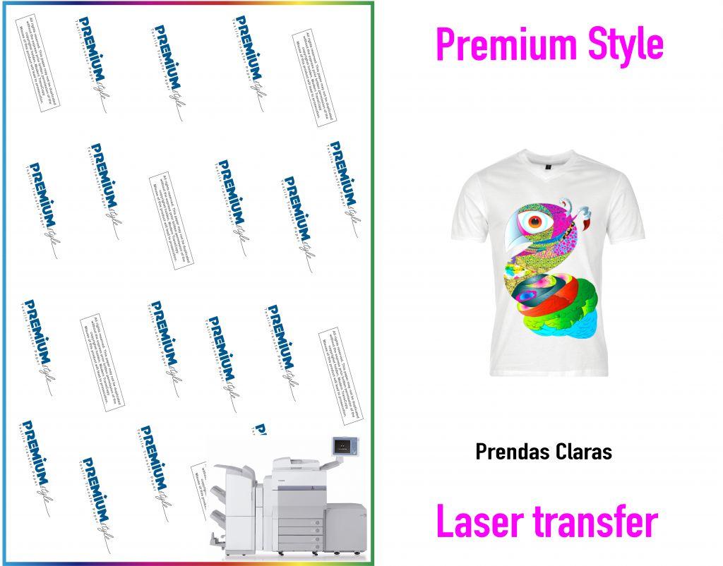 papel transfer PREMIUM STYLE