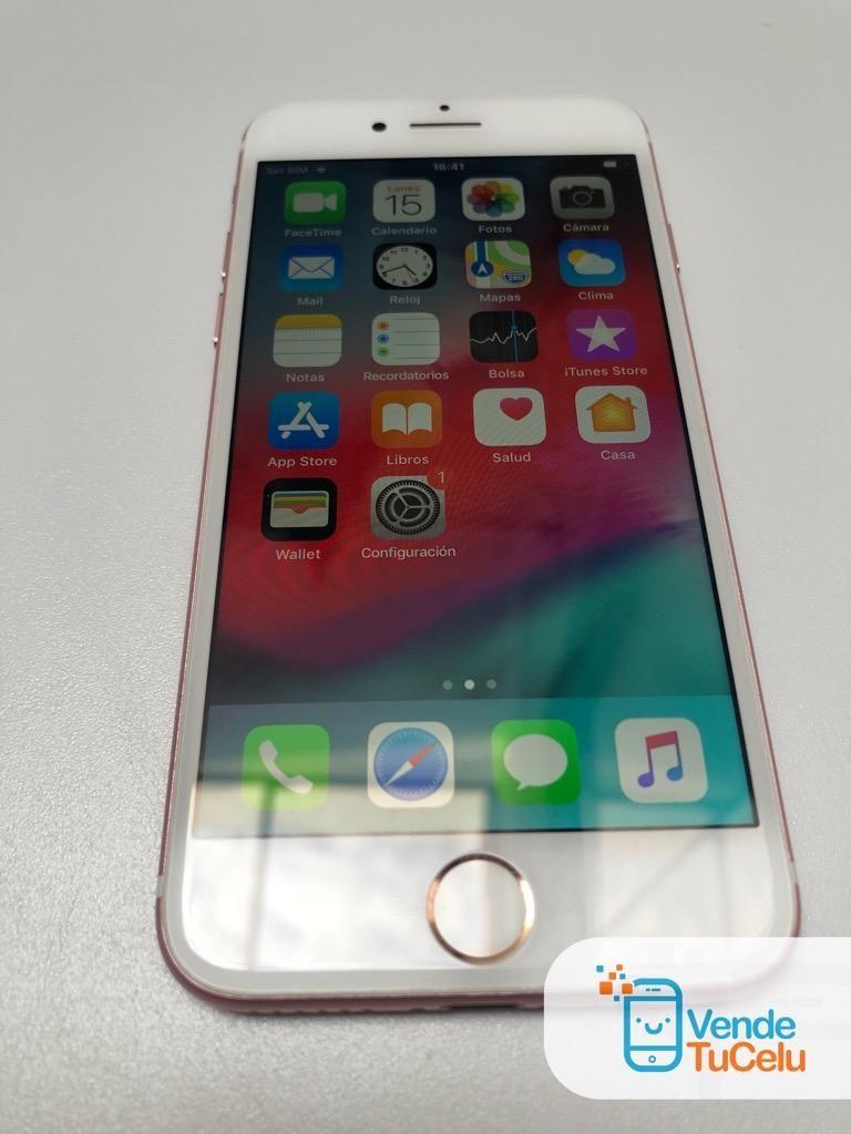 Apple iPhone 7 32Gb Rose Gold • Puedes Dejar tu Celular en