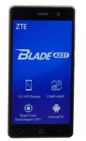 Celular Zte Blade A521 Camara De 13mpx Nuevo
