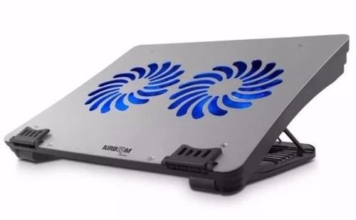 Cooler De Aluminio Para Laptop Airboom Xperto Gift