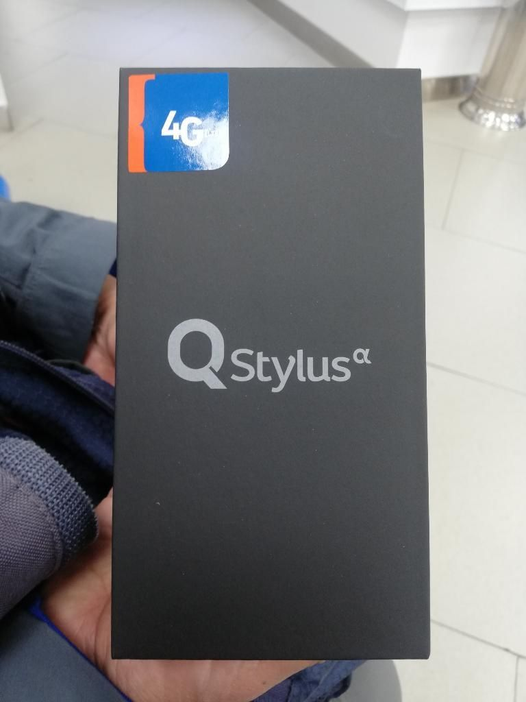 Lg Qstylus Alfa 650 Nuevo Oferta