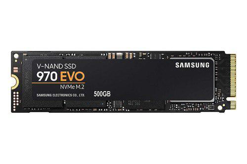 Samsung 970 Evo Nvme M.2 500gb - Lectura 3,500mb/s