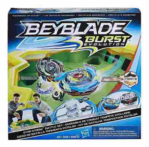 Beyblade Burst Star Storm Battle Set En Lima!!