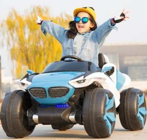 Carro A Batería Pre Venta Con Luces, Control Remoto Y Usb