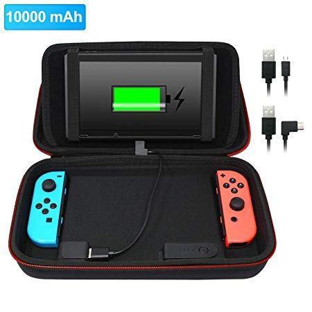 Funda De Transporte Para Nintendo Switch