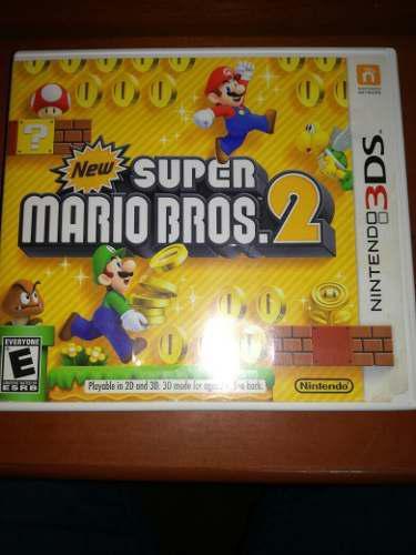 Juego De Nintendo 3ds (Super Mario Bros 2)