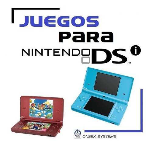 Juegos De Nintendo Ds O Dsi Para Tu R4