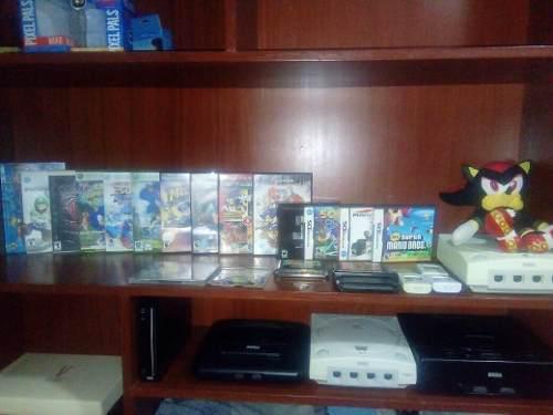 Juegos Game Boy Advance Mario Kirby Link Y Sonic