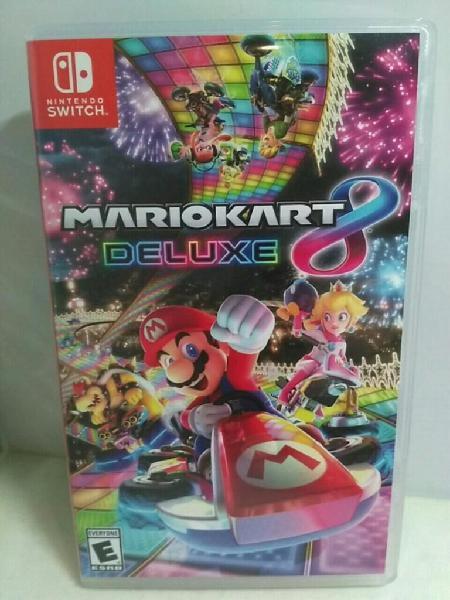 Mario Kart 8 Deluxe Físico