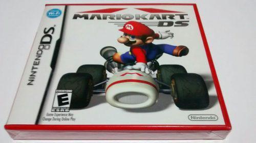 Mario Kart Ds Nintendo Ds 3ds Nuevo Sellado