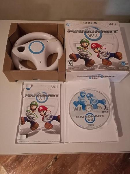 Mario Kart de Wii,timon Mas Juego
