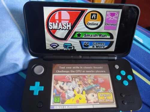 New Nintendo 2ds Xl Estado 9/10